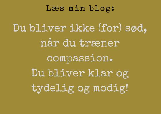 Compassion er ikke