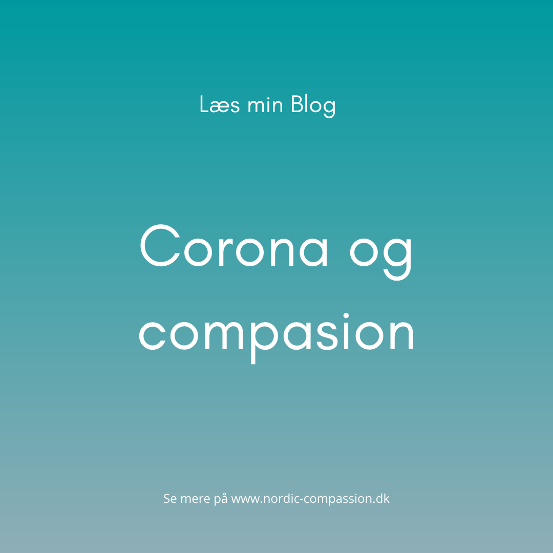 Corona og compassion